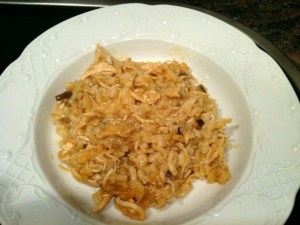 Arroz con Pollo y Setas (Thermomix)