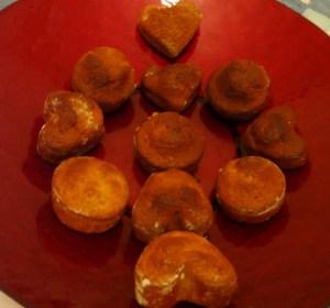 Muffins o Magdalenas de Plátano (Thermomix)