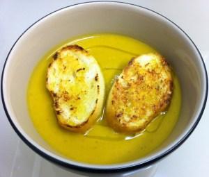 Sopa de Calabaza de Jamie Oliver